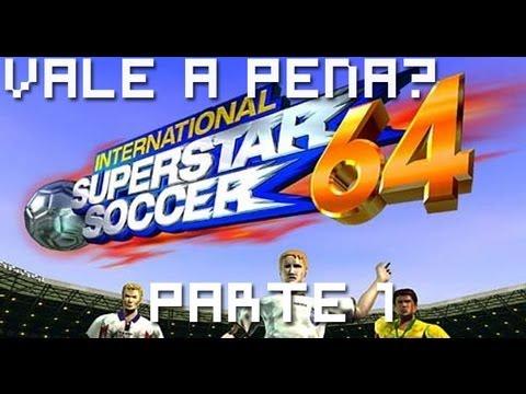 Vale a Pena? International Superstar Soccer 64 (N64) [pt. 1]