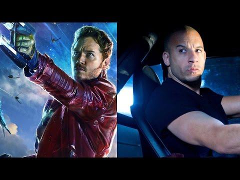 Fast and Furious 8 y Guardians of the Galaxy 2 – Lo Más Reciente!
