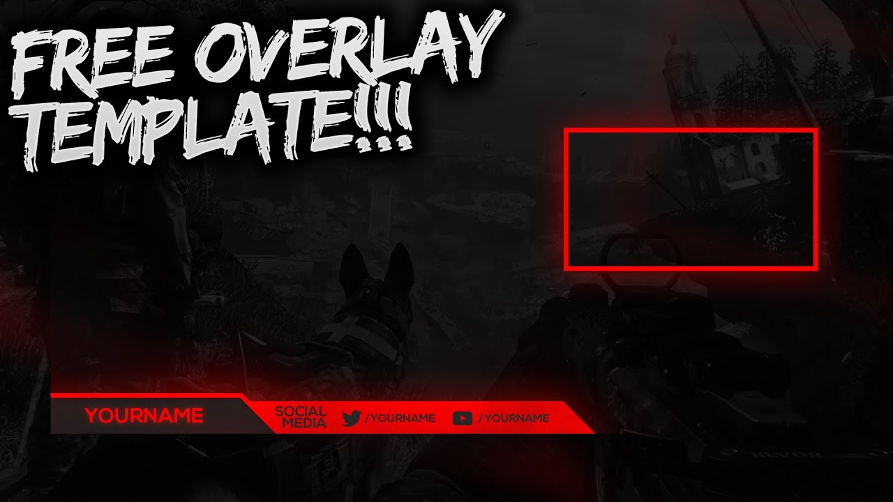 Twitch banner maker fabulous to test this you can simply for Free twitch overlay template