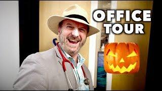 HALLOWEEN OFFICE TOUR!   Dr. Paul