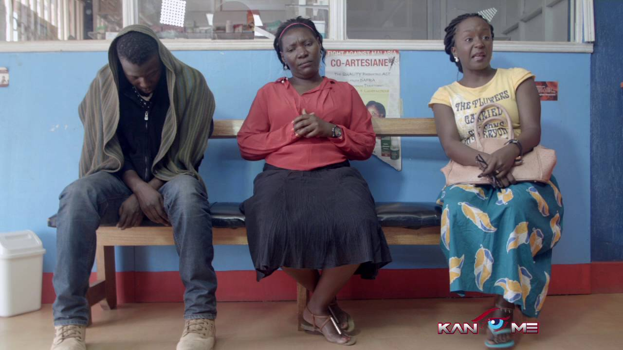 The talking machine.  Kansiime Anne.  African comedy.