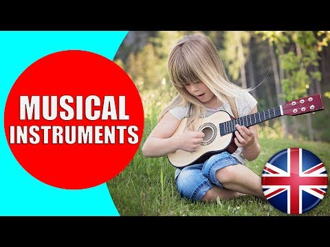 Musical Instruments Sounds for Kids to Learn  s of Music Instruments HD for Children