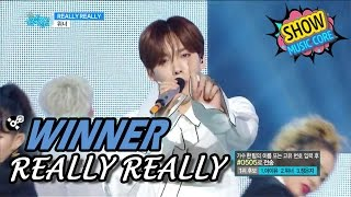 Gambar cover [HOT] WINNER(위너) - REALLY REALLY Show Music core 20170422