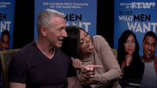 Taraji P. Henson On Making It In A Male Dominated World | What Men Want Full Interview