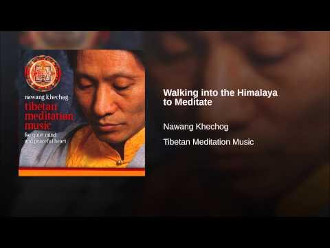 Walking into the Himalaya to Meditate