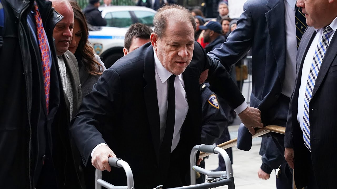 How Did Harvey Weinstein Look on 1st Day of Trial