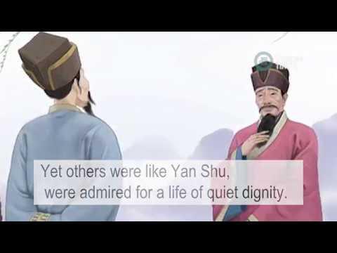 The Quiet Conqueror Poet, Yan Shu