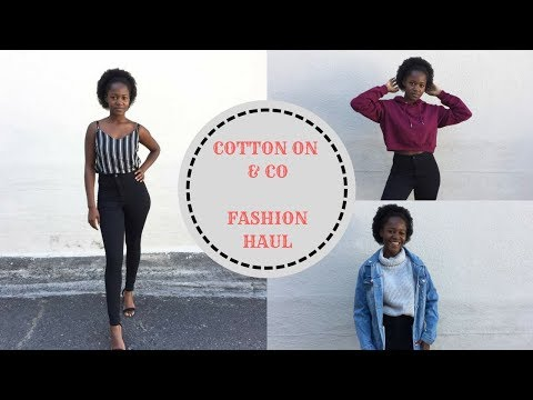Cotton On & Co Fashion Haul | Is It Worth Your Money? | Hilya