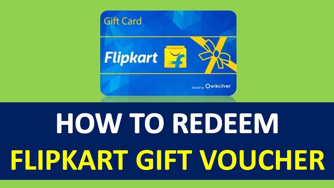 Flipkart E Gift Voucher Codes Generator | Panglimaword co