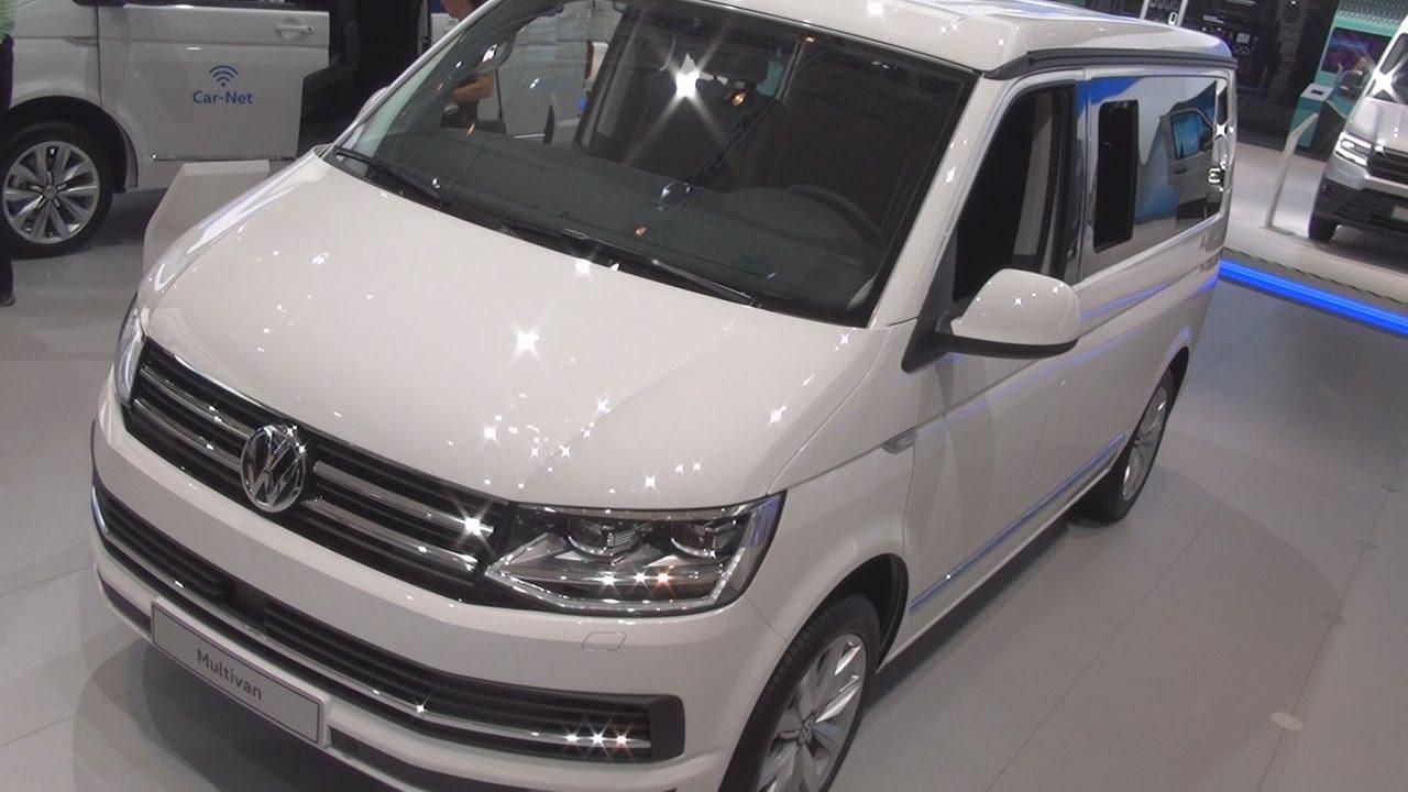 volkswagen transporter t6 multivan comfortline 2 0 tdi 110 kw 2017 exterior and interior in 3d. Black Bedroom Furniture Sets. Home Design Ideas