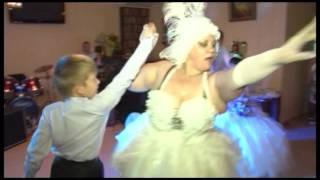 Свадебная фея- 2016 (Сюрприз от ведущей на свадьбу для гостей)