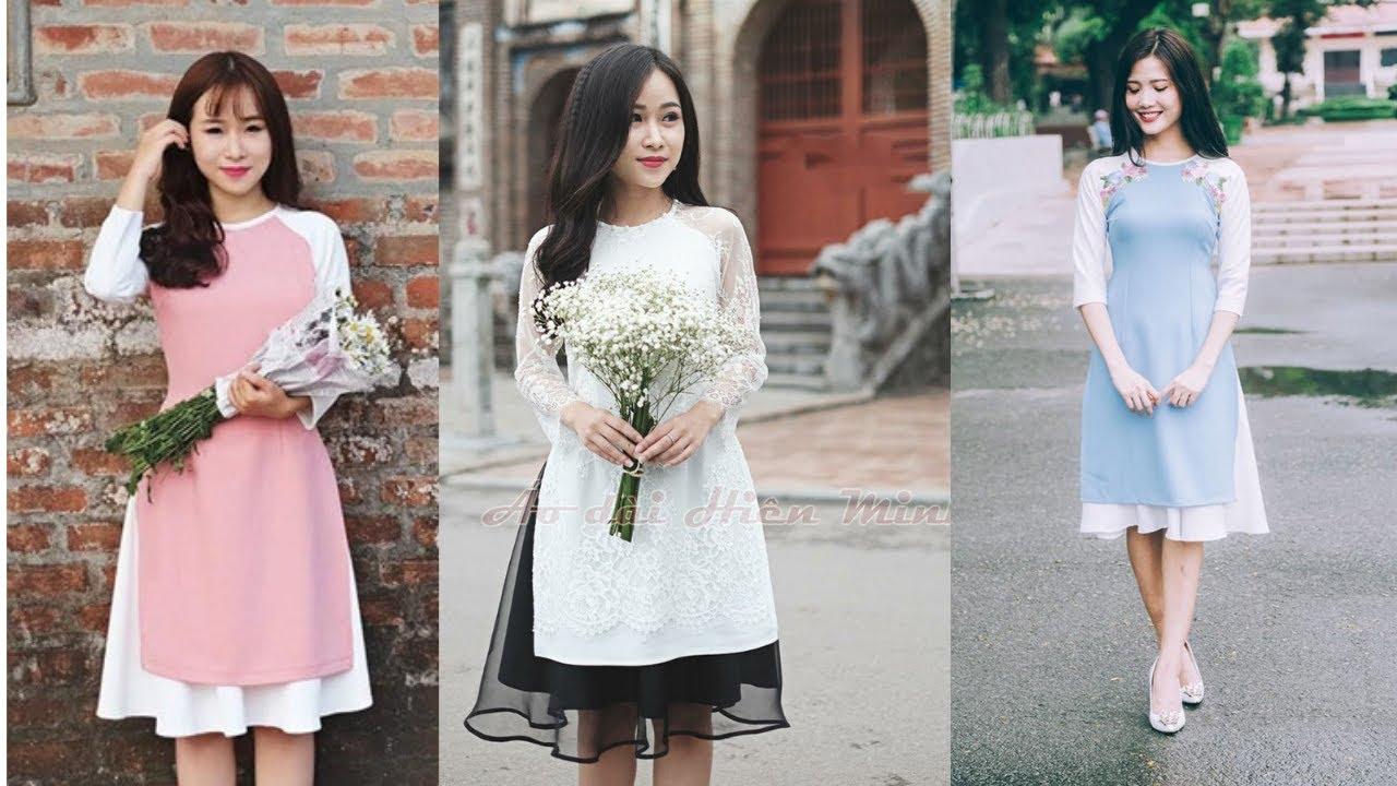 Áo dài cách tân nữ Hiện Đại, áo dài Truyền Thống, áo dài Cưới các mẫu tùy chọn