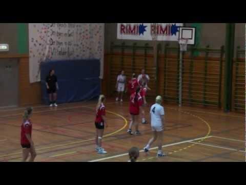 HT&IF mot Kirkenes i Handball  Jenter 14. 131012.