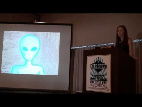Countdown to Contact - Samantha Mowat: Initiating Contact: Psychic abilities & Contact with ET's