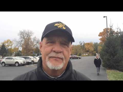 NFL Hall of Famer Paul Krause returns to Bendle High School