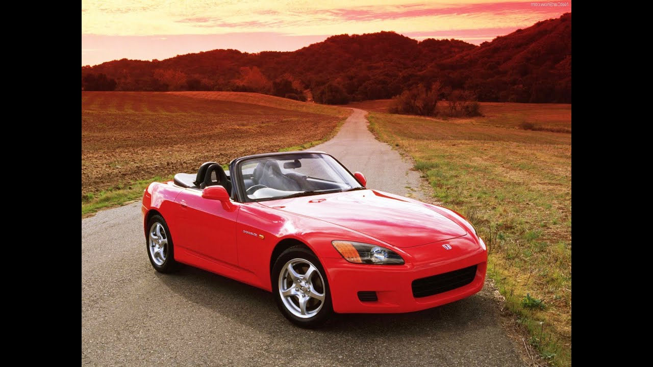 2017 Honda S2000 >> 2017 Honda S2000 Convertible - YouTube