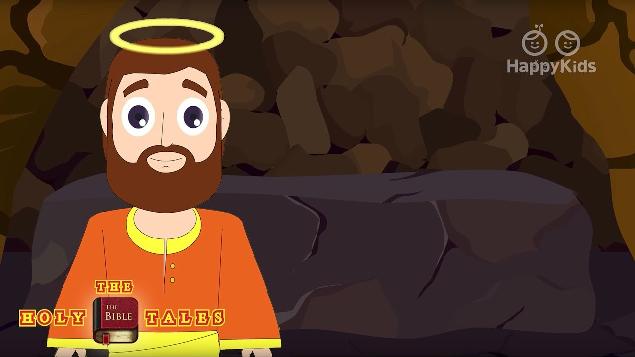 Download He Left Death Behind I Stories of JesusI Animated Children's Bible Stories| Holy Tales Bible Stories