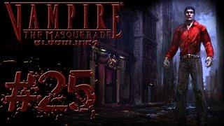 Прохождение Vampire: The Masquerade Bloodlines #25 Ночь в библиотеке