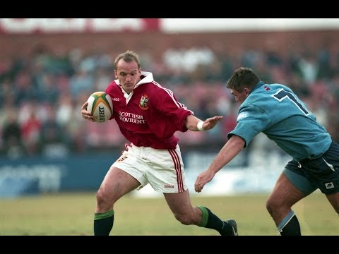 Townsend: Attacking philosophy was key in 97 | British & Irish Lions