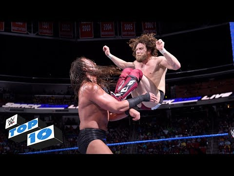 Top 10 SmackDown LIVE moments: WWE Top 10, May 29 2018