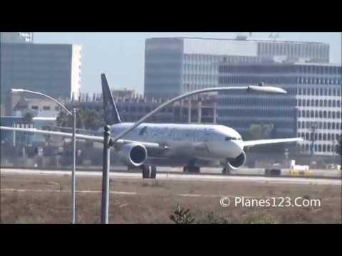 Plane Spotting @ LAX Part 41