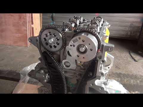 Разукомлектация мотора G4FC