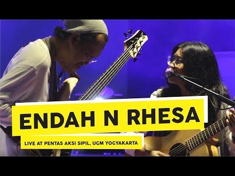 [HD} Endah N Rhesa - Menua Bersama (Live At Pentas Aksi Sipil, Mei 2018)