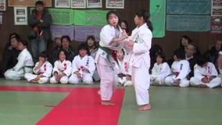 20110130第7回東御市柔道体重別交流試合