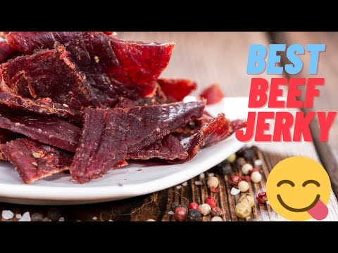 Fresh and Easy. How To Make Your Own Beef Jerky for CHEAP. Ultimate BEEF Jerky Machine Real Steak