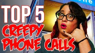 TOP 5 CREEPIEST PHONE CALLS YOU WISH WERE FAKE // Dark 5 | Snarled