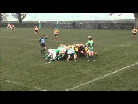 Jake Armstrong - 2014/15 Rugby Highlights