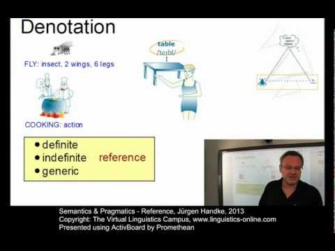 SEM113 - Reference