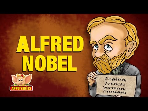 About Alfred Nobel - 12 Things You Did Not Know