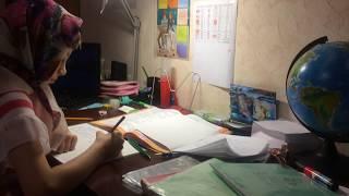 Как дети делают уроки сами