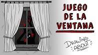 EL JUEGO DE LA VENTANA   Draw My Life   Creepypasta
