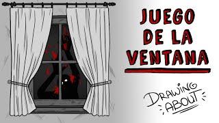 EL_JUEGO_DE_LA_VENTANA_|_Draw_My_Life_|_Creepypasta