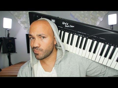 Midi Keyboard / HipHop Klassiker - Pedal in der Praxis (Erfahrungsberichte / Technik)