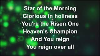 Beautiful Saviour - Lyric Video (with vocals)