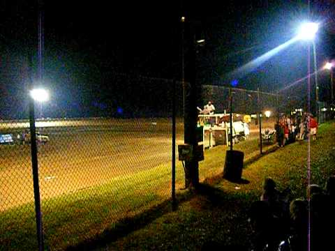 Lake Country Speedway bus race