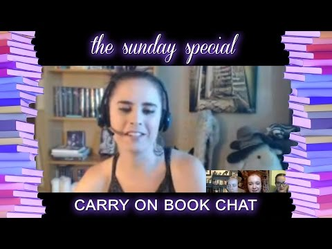 Book Club: Carry On by Rainbow Rowell