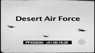 WWI Desert Air Force - Palestine Brigade of Royal Flying Corps 22620