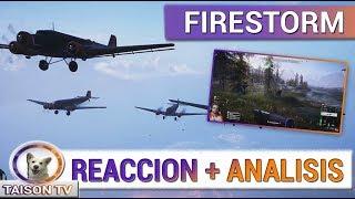 Firestorm Trailer Gameplay - Reaccion + Analisis - Battlefield V