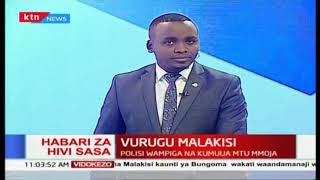 Vurugu Malakisi, kaunti ya Bungoma baada ya maafisa wa polisi kumuua raia