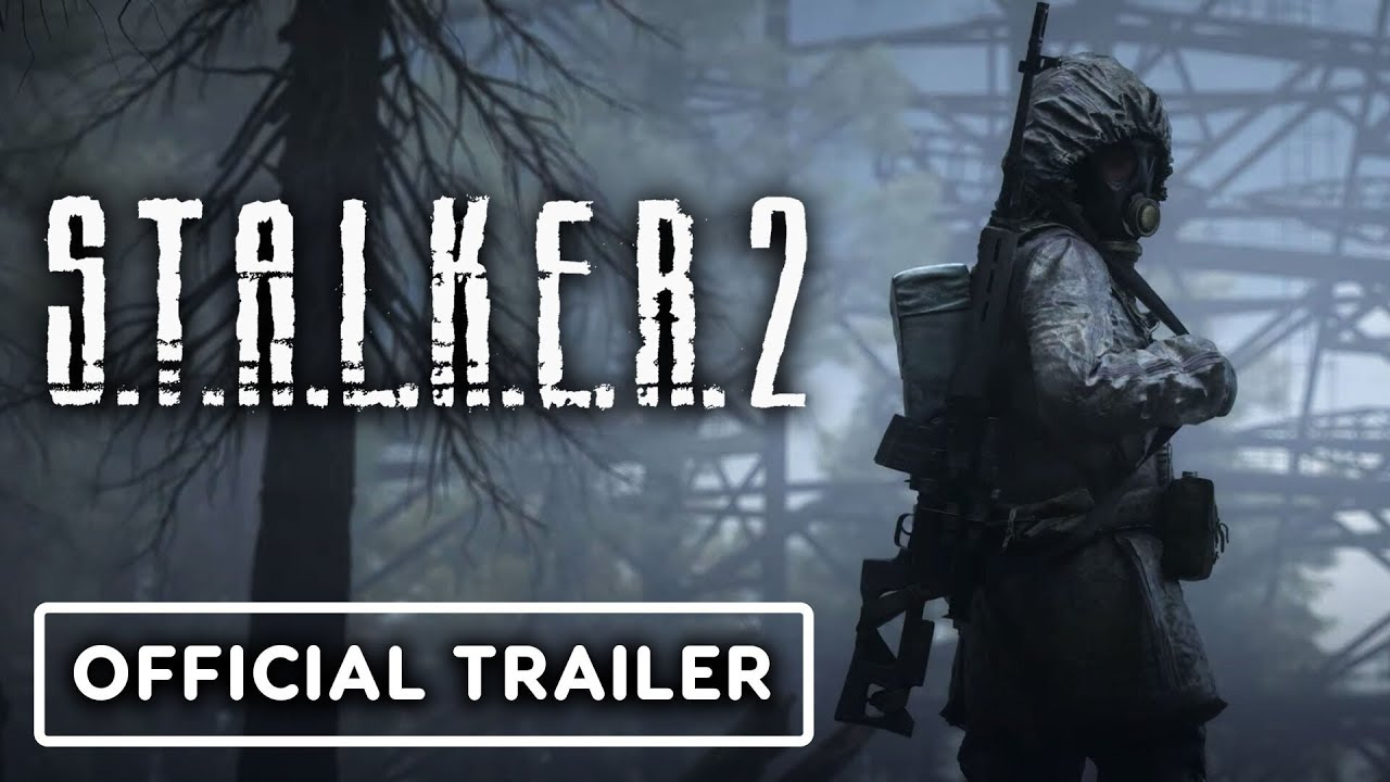 STALKER 2 – Official Trailer | Xbox Showcase 2020 – IGN