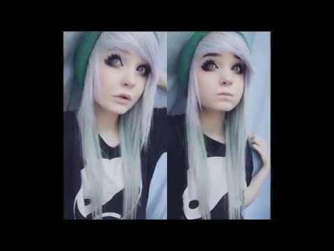 Scene Girl Queen's Hair 2016