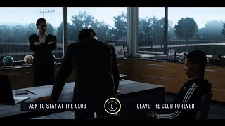 The Consequences of ALEX HUNTER responding TOO FIERY... (Fifa 18 The Journey)