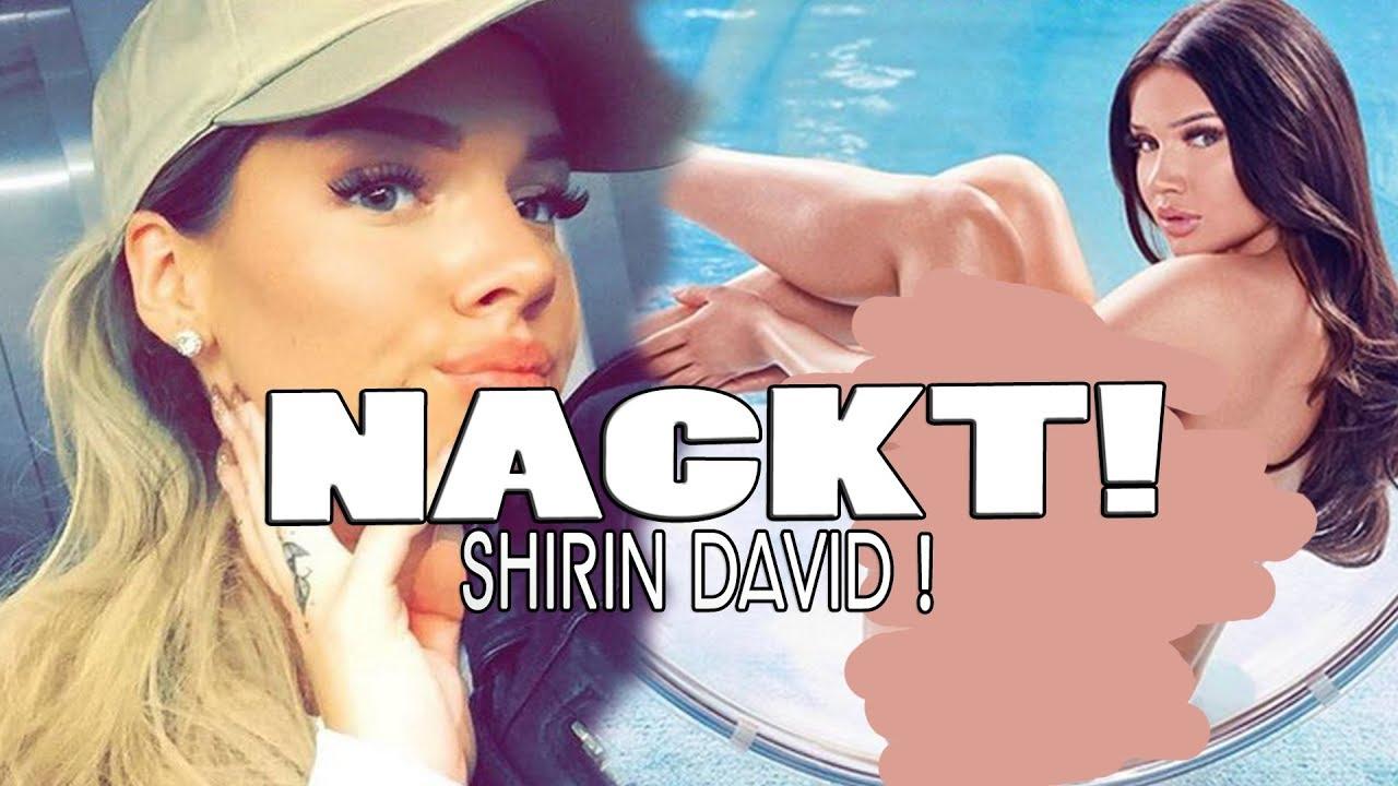 David nackt cherin Shirin David