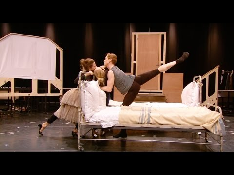 Les Enfants Terribles Insight featuring rehearsals (The Royal Ballet and The Royal Opera)