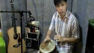 Djembe 101: 1.06 - Basic rhythm(updated Jan 2012* Find me on Facebook! Search