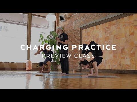 Intermediate & Advanced Yoga Class with Sri Dharma Mittra